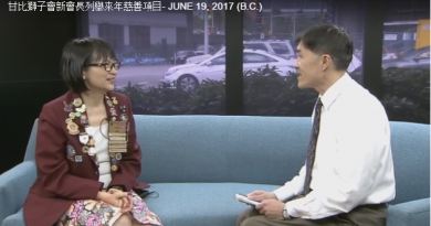 President Dr Vivian Lo's Interview on Omni TV